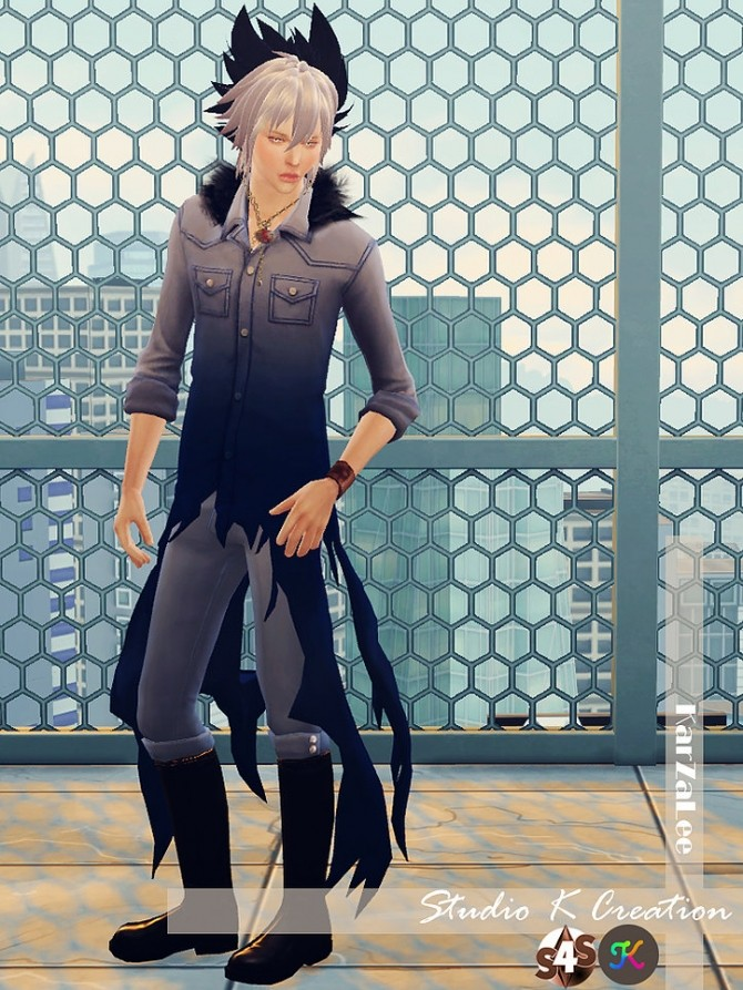 SERVAMP Kuros top at Studio K Creation image 21410 670x893 Sims 4 Updates