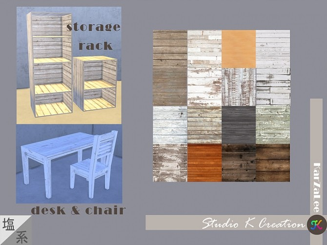 Simple Series Set 1 at Studio K Creation image 2144 670x502 Sims 4 Updates