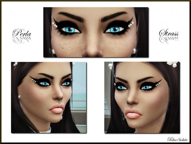 PERLA EYES STRASS at Blue8white image 2171 670x505 Sims 4 Updates