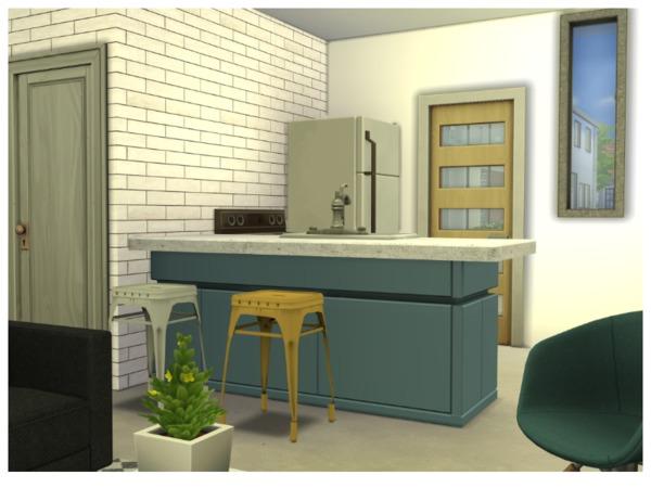 Sims 4 13000 Simoleons Starter House by jmn11 at TSR