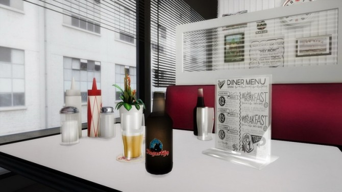 American Diner Part 2 at Daer0n – Sims 4 Designs image 2251 670x377 Sims 4 Updates