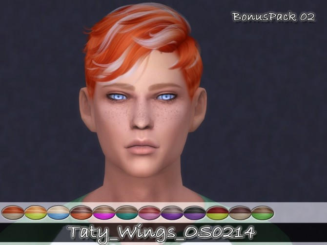 Wings OS0214 hair recolors at Taty – Eámanë Palantír image 2263 670x503 Sims 4 Updates