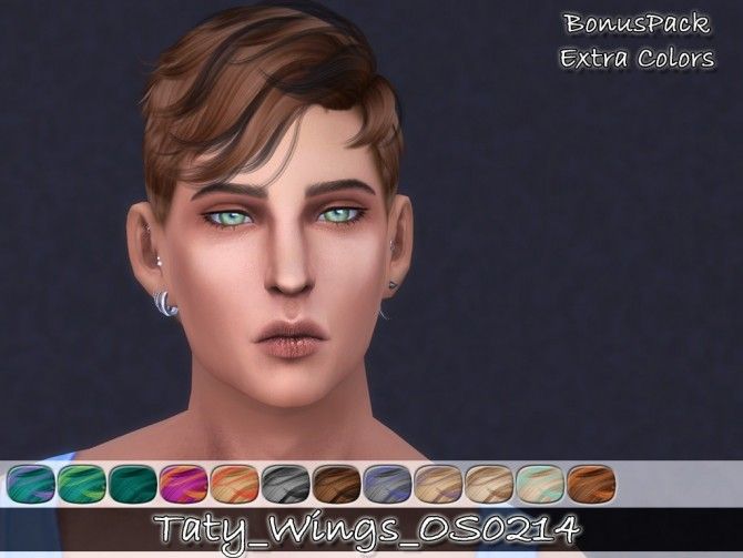 Wings OS0214 hair recolors at Taty – Eámanë Palantír image 2282 670x503 Sims 4 Updates