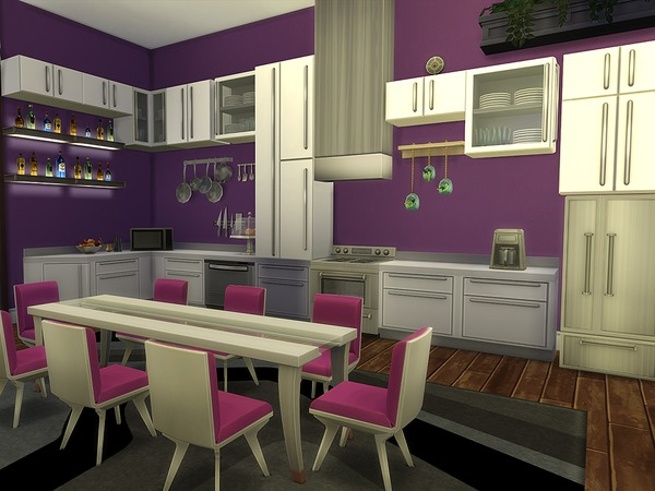 Willis Penthouse by Ineliz at TSR image 231 Sims 4 Updates