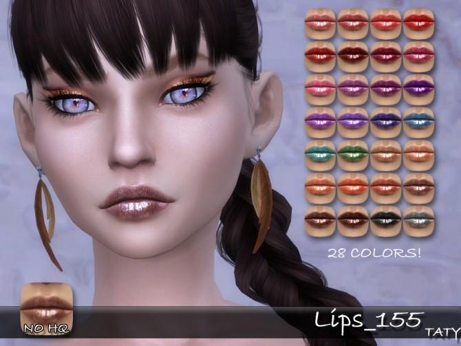 Lips 155 at Taty – Eámanë Palantír image 2355 670x503 Sims 4 Updates