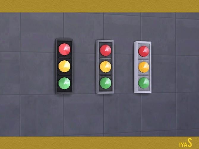 Sims 4 Road Signs at Soloriya
