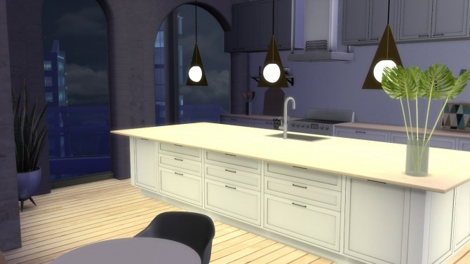 Plane Triangle Pendant at Meinkatz Creations image 2463 670x377 Sims 4 Updates