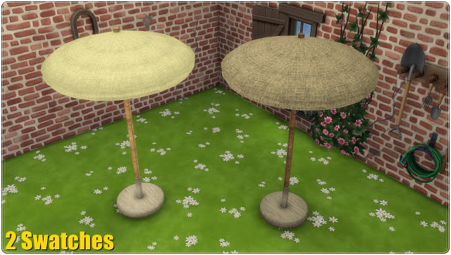 Dining Set Tiki TS3 to TS4 Conversion at Annett's Sims 4 Welt image 2732 Sims 4 Updates