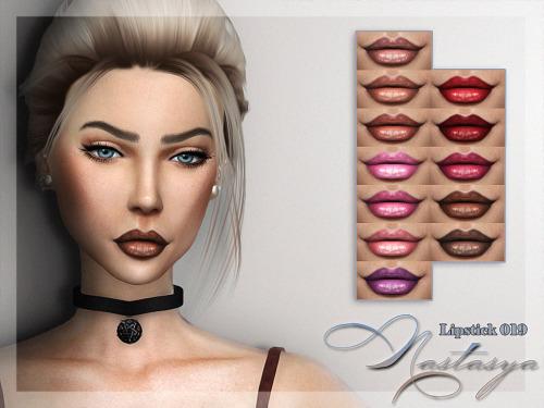 Lipstick 019 at Nastasya94 image 2773 Sims 4 Updates