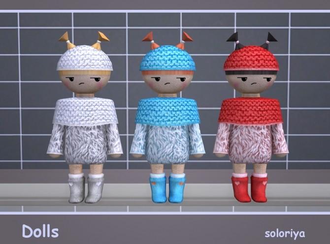 Dolls at Soloriya image 2851 670x497 Sims 4 Updates