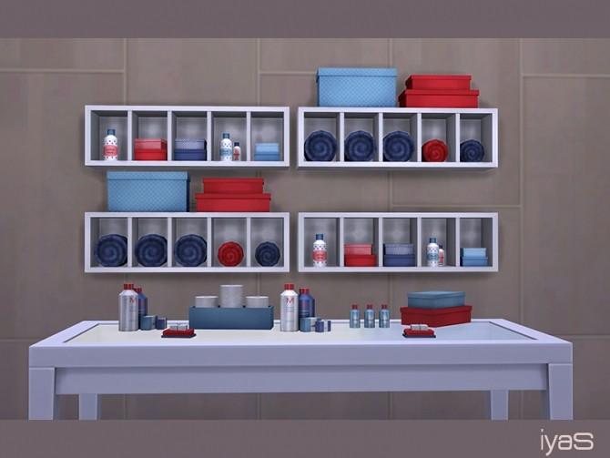 Bathroom Decor set at Soloriya image 2852 670x503 Sims 4 Updates