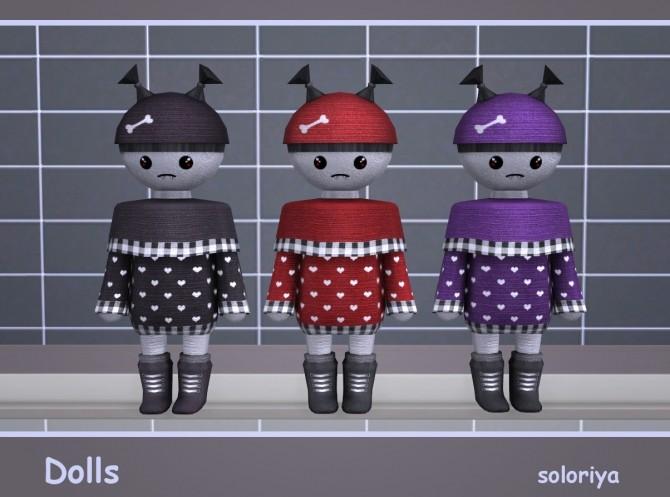 Dolls at Soloriya image 2871 670x497 Sims 4 Updates