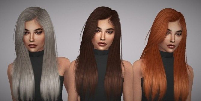 HallowSims Anto Eve retexture at Aveline Sims image 2913 670x337 Sims 4 Updates