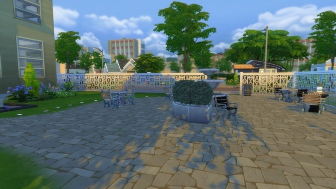 Sims 4 Newcrest Filled by SnowieSimmer at Mod The Sims