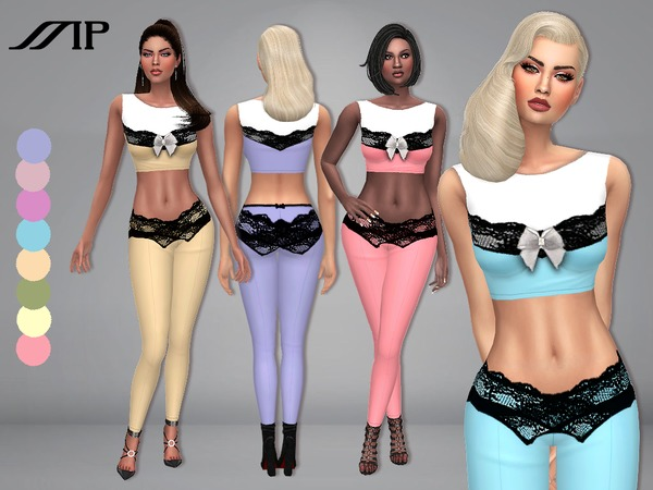 MP Sophia Outfit by MartyP at TSR image 295 Sims 4 Updates