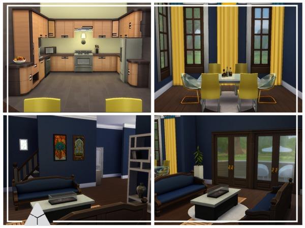 Eltonside house by ProbNutt at TSR image 3019 Sims 4 Updates