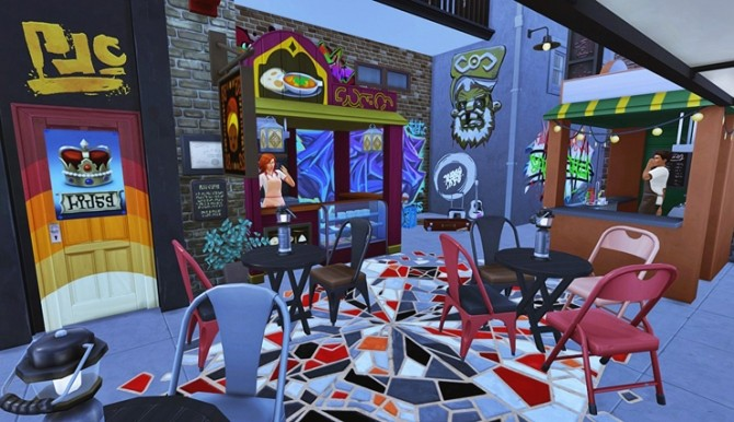 HOUSE 29 by Bangsain at My Sims House image 3021 670x386 Sims 4 Updates