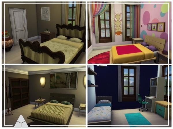 Eltonside house by ProbNutt at TSR image 3123 Sims 4 Updates