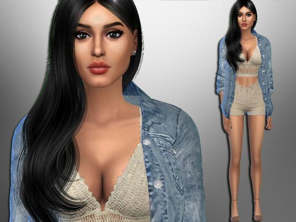 Sims 4 Jasmin Walia by divaka45 at TSR