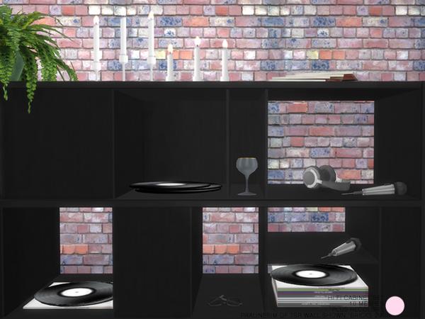 Hi Fi Cabinet Set by DOT at TSR image 323 Sims 4 Updates
