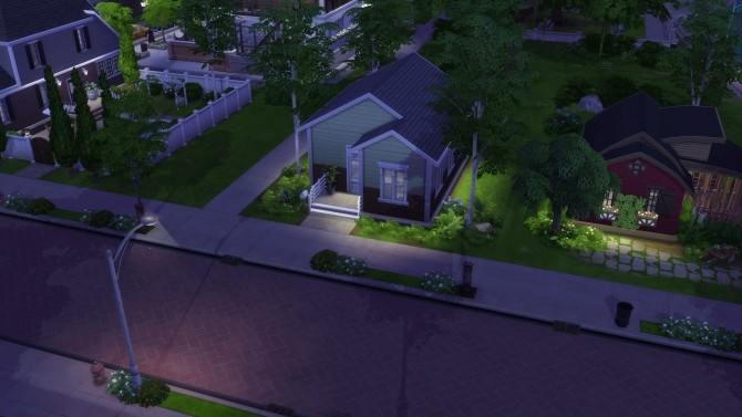 Small Suburban Home by WOLVERINE2 at Mod The Sims image 3322 670x377 Sims 4 Updates