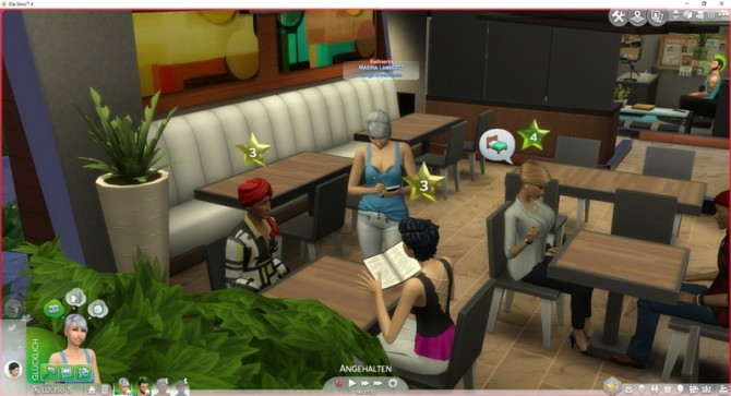 Hire Family Members at Restaurants by LittleMsSam at Mod The Sims image 335 670x363 Sims 4 Updates