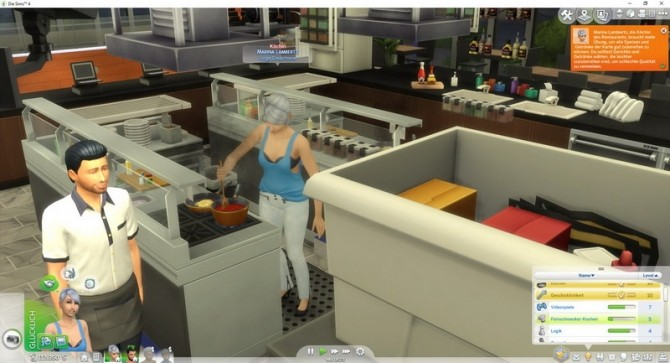 Hire Family Members at Restaurants by LittleMsSam at Mod The Sims image 344 670x363 Sims 4 Updates