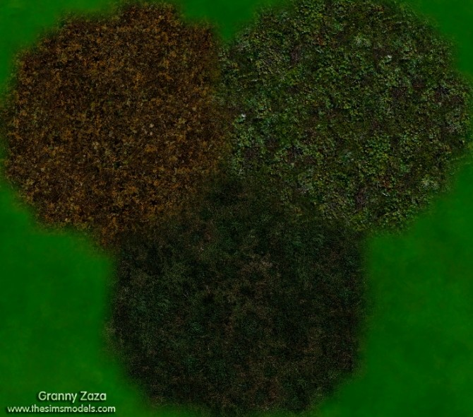 Terrain paint by Granny Zaza at The Sims Models image 3481 670x590 Sims 4 Updates