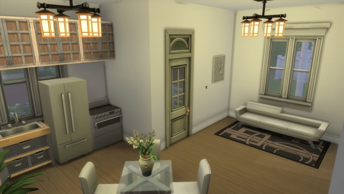 Small Suburban Home by WOLVERINE2 at Mod The Sims image 3521 670x377 Sims 4 Updates