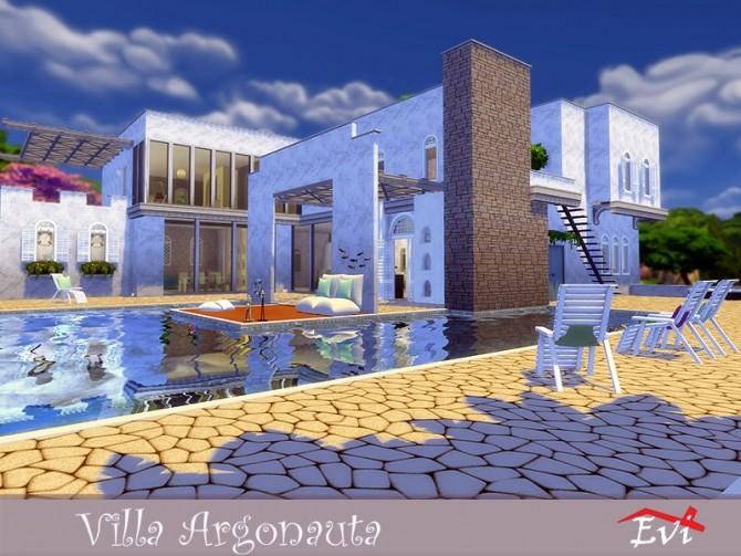 Villa Argonauta by evi at TSR image 3715 670x503 Sims 4 Updates