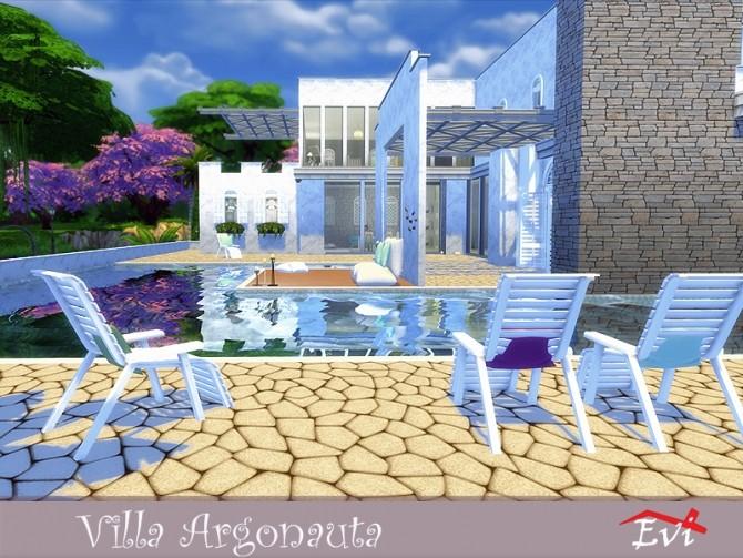 Villa Argonauta by evi at TSR image 3814 670x503 Sims 4 Updates