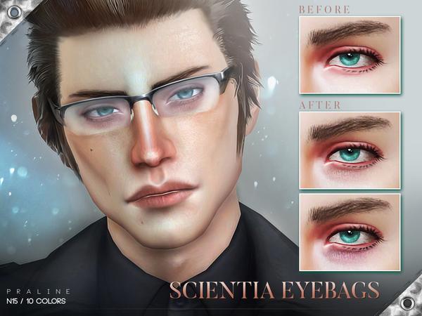 Scientia Eyebags N15 by Pralinesims at TSR image 395 Sims 4 Updates