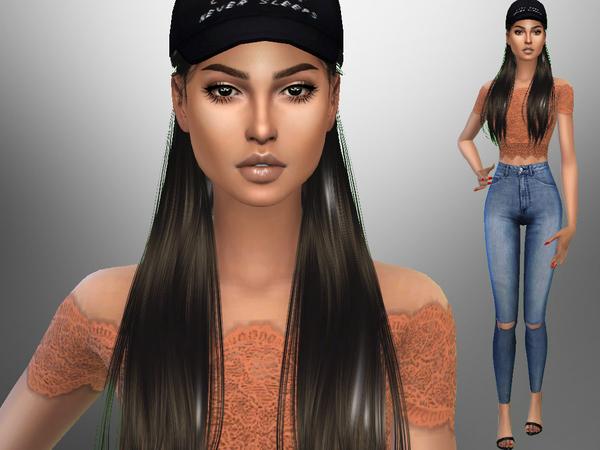 Ashley Noel by divaka45 at TSR image 4010 Sims 4 Updates