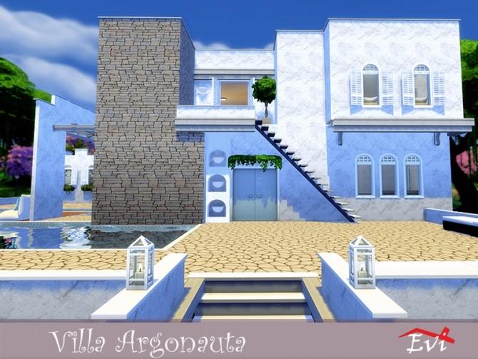 Villa Argonauta by evi at TSR image 4013 670x503 Sims 4 Updates