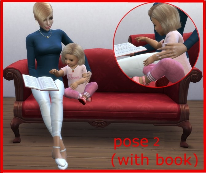 Cuddling on the Couch posepack by buitefr1 at Mod The Sims image 4210 670x565 Sims 4 Updates