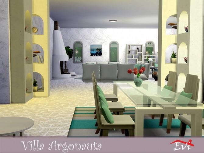 Villa Argonauta by evi at TSR image 4216 670x503 Sims 4 Updates