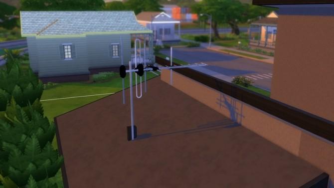 Antennas Roof Set at Enure Sims image 434 670x377 Sims 4 Updates