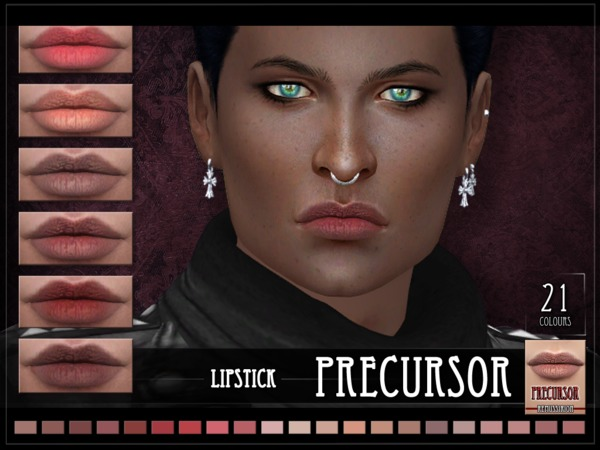 Precursor lipstick by RemusSirion at TSR image 438 Sims 4 Updates