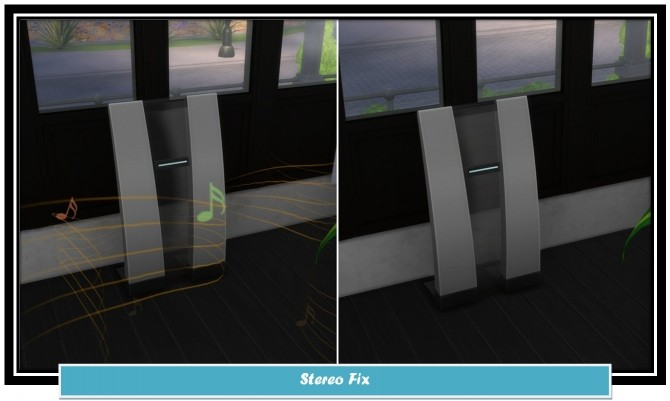 Stereo VFX Fix by LittleMsSam at Mod The Sims image 4516 670x401 Sims 4 Updates