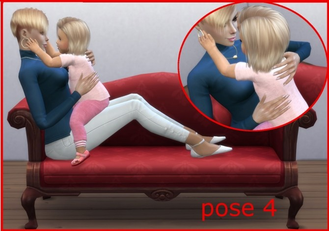 Cuddling on the Couch posepack by buitefr1 at Mod The Sims image 459 670x470 Sims 4 Updates