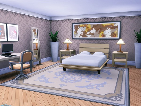 Sims 4 My Little Farm by MychQQQ at TSR