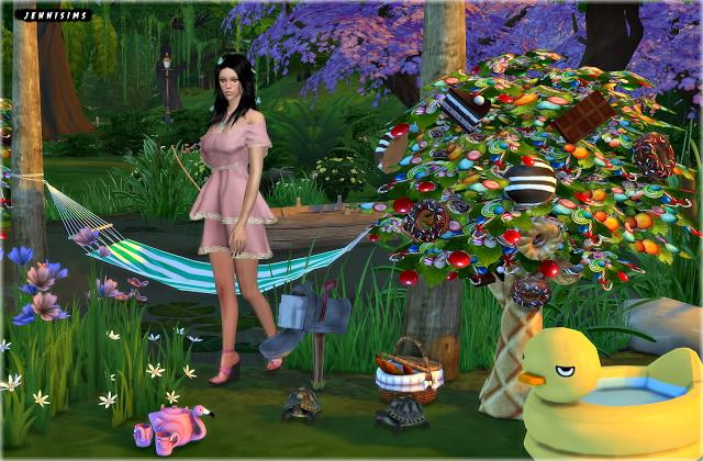 Set Vol 55 Decoratives (8 Items) at Jenni Sims image 5210 Sims 4 Updates
