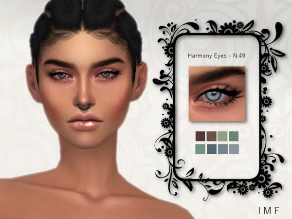 Sims 4 IMF Harmony Eyes N.49 F/M by IzzieMcFire at TSR