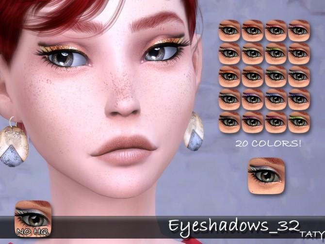 Eyeshadow 32 at Taty – Eámanë Palantír image 5812 670x503 Sims 4 Updates