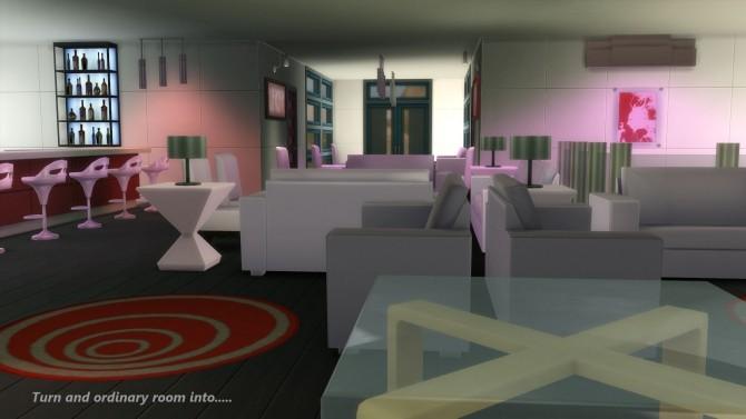 Sims 4 Color Me Gorgeous CeilingTiles by Snowhaze at Mod The Sims