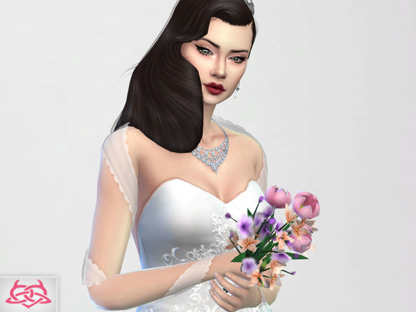 Wedding Bouquet 2 by Colores Urbanos at TSR image 607 Sims 4 Updates