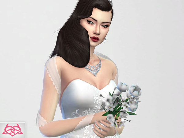 Wedding Bouquet 2 by Colores Urbanos at TSR image 6111 Sims 4 Updates