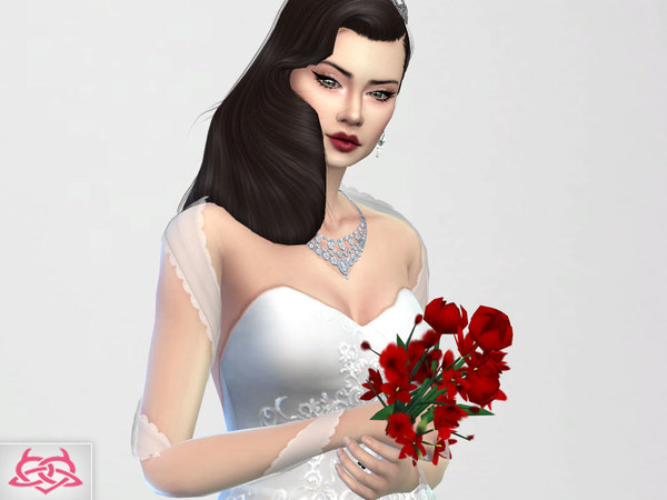 Wedding Bouquet 2 by Colores Urbanos at TSR image 628 Sims 4 Updates