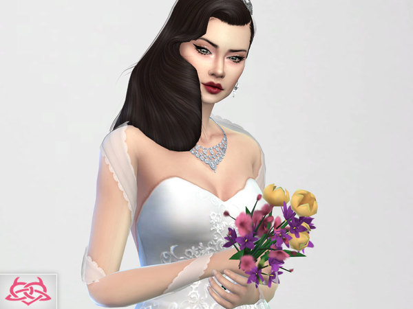 Wedding Bouquet 2 by Colores Urbanos at TSR image 637 Sims 4 Updates