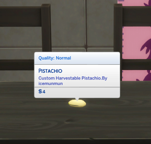 Custom Harvestable Pistachio by icemunmun at Mod The Sims image 686 Sims 4 Updates